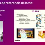 Ponencia sobre genoma de referencia en jornada ómicas Redvitis