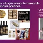 Ponencia de Carola P. Bauda titulada Como atraer a los jovenes a tu marca de vino Jornada Vitivin Emporda