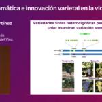 Ponencia de JM Martinez Zapater variación somática e innovación varietal INVINOtec