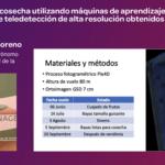Ponencia de MA Moreno predicción de cosecha en viña usando drones SECH 2018