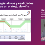 Ponencia de Marc Gelly Ag-Irrig aspectos legales y realidades agronómicas riego