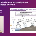 Ponencia de Maribel Matheu determinación de fraudes mediante estudio isotópico