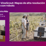 Ponencia de F. Rovira sobre el proyecto VineScout