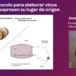 Ponencia de Josep lluís Pérez sobre un nuevo protocolo vinos que representen su origen